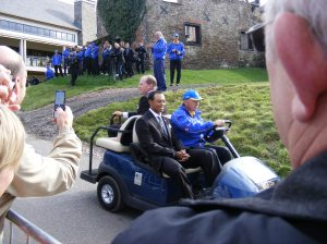 Ryder Cup, Ryder Cup 2010, Celtic Manor, Newport, Golf