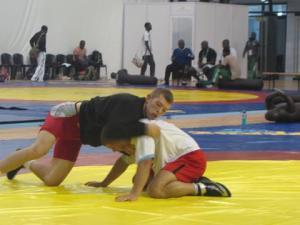 commonwealth games, Delhi, wrestling
