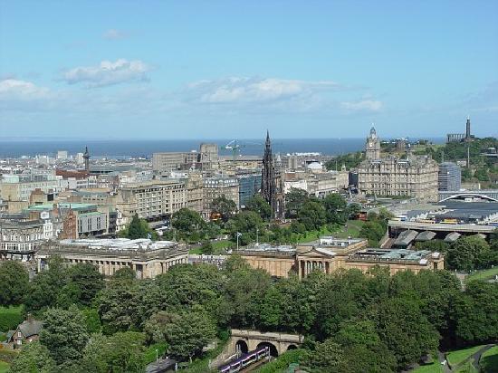 Edinburgh, Labour, banks, Gordon Brown,