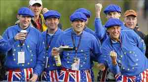 Ryder Cup 2010, Ryder Cup, Celtic Manor, Europe, USA, Newport, Wales