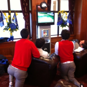 Ryder Cup, Ryder Cup 2010, Celtic Manor, Newport, Wales