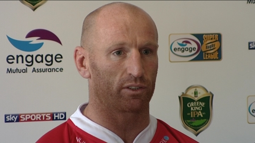 Gareth Thomas, rugby, Wales, rugby union, rugby league, London, Crusaders,
