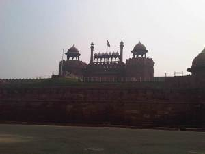 Commonwealth Games, Delhi, Red fort
