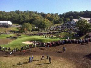 Ryder Cup 2010, Ryder Cup, Celtic Manor, Europe, Golf, Newport, Wales, USA