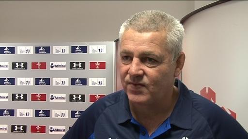 Warren Gatland, Wales, rugby, WRU