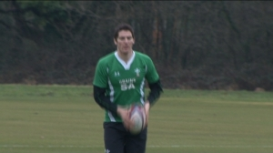 James Hook, Wales, Ospreys, rugby union, rugby