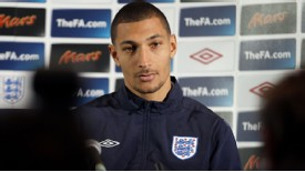 Jay Bothroyd, England, Cardiff City, Cardiff, Wales, international, debut