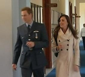 prince william, kate middleton, royal wedding, Clarence House, Spring 2011