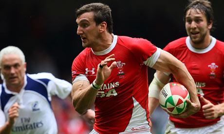 Sam Warburton, Wales, Australia, rugby, rugby union, Millennium Stadium, Cardiff