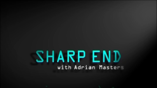 Sharp End, ITV Wales, Adrian Masters, ITV, programme