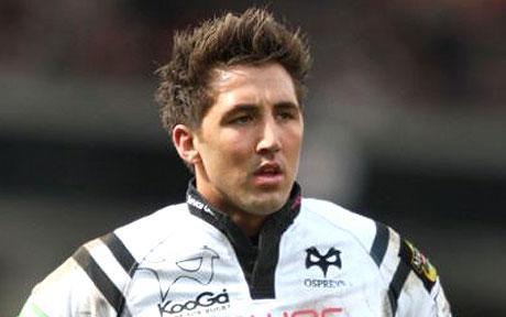 Gavin Henson, Wales, injury