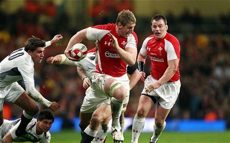 Wales, Scotland, Six Nations, rugby, Bradley Davies